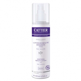CATTIER ROSEE FLORALE LOTION DE BEAUTE APAISANTE 200ML