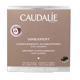 CAUDALIE VINEXPERT DIETARY SUPPLEMENTS 30CAPSULES