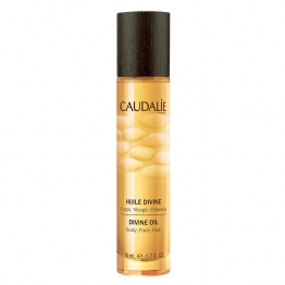 CAUDALIE DIVINE OIL  BODY FACE AND HAIR 50ML