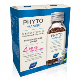 PHYTOPHANERE CHEVEUX ET ONGLES 2X120 CAPSULES