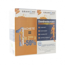 CHONDROSTEO FORT ARTICULATIONS 2X120 COMPRIMES GRANIONS
