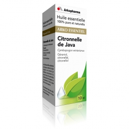 ARKOPHARMA ARKO ESSENTIEL CITRONNELLE DE JAVA 10ML