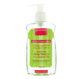 CLEANESSE GEL NETTOYANT MAINS ALOE VERA 250ML