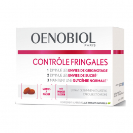 OENOBIOL CONTROLE FRINGALES 50 GOMMES