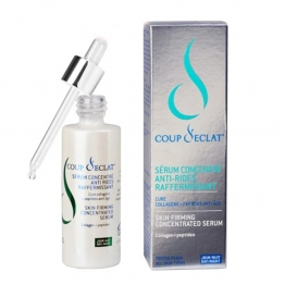 COUP D'ECLAT SERUM CONCENTRE ANTI-RIDES RAFFERMISSANT 30ML