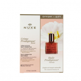 NUXE CREME PRODIGIEUSE BOOST CREME SOYEUSE MULTI CORRECTION PEAUX NORMALES A SECHES 40ML