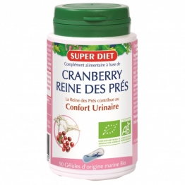 SUPERDIET CRANBERRY 90 GELULES