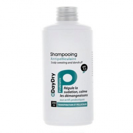 DAYDRY SHAMPOOING ANTI-PELLICULAIRE SUDO-REGULATEUR 200ML