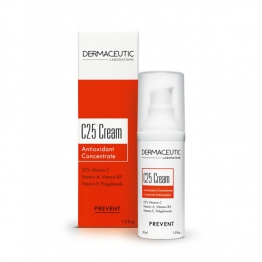 DERMACEUTIC C25 CREAM CONCENTRE ANTIOXYDANT 30ML