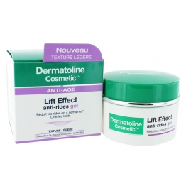 DERMATOLINE COSMETIC LIFT EFFECT ANTI-RIDES GEL 50ML
