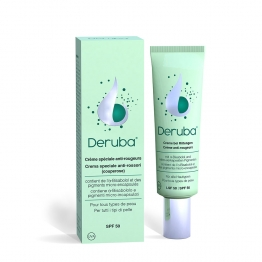 DERUBA CREME SPECIALE ANTI-ROUGEURS SPF50 30ML