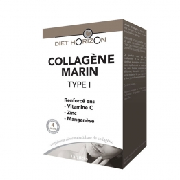 DIET HORIZON COLLAGENE MARIN TYPE 1 15 STICKS