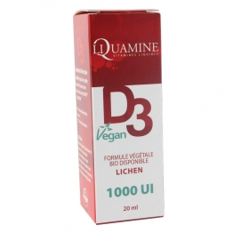 DR THEISS LIQUAMINE D3 VEGAN 1000UI 20ML