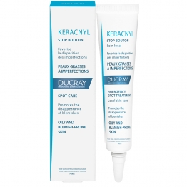 DUCRAY KERACNYL STOP BOUTONS 10ML
