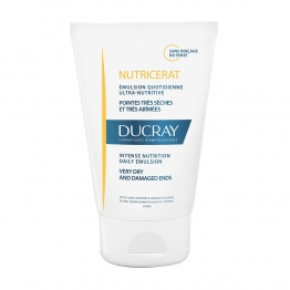 DUCRAY NUTRICERAT EMULSION QUOTIDIENNE ULTRA NUTRITIVE POINTES TRES SECHES ET ABIMEES 100ML