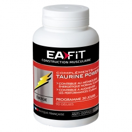 EAFIT TAURINE POWER 90 GELULES