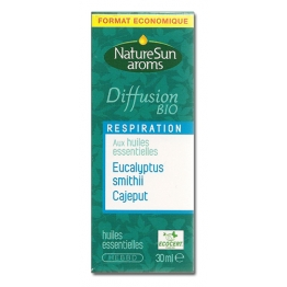 NATURESUN AROMS DIFFUSION BIO RESPIRATION 30ML