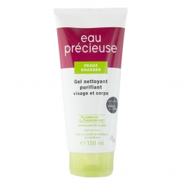 Eau Precieuse Purifying Cleansing Gel 150ml Vitamin B3 Anti Wrinkle (Niacinamide) Face Cream - 2 ounces