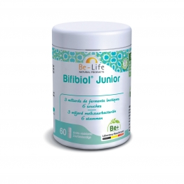 BE LIFE BIFIBIOL JUNIOR 60 GELULES
