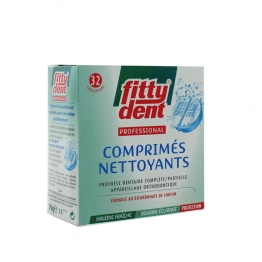 FITTY DENT CLEANING TABLETS FOR TEETH X  32
