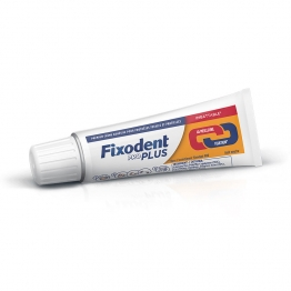 FIXODENT PRO SOIN DUO ACTION 40G