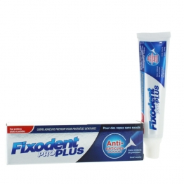 FIXODENT PRO ANTI-PARTICULES 40 G
