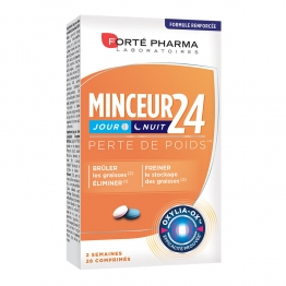 FORTE PHARMA MINCEUR 24 FORT 28 COMPRIMES