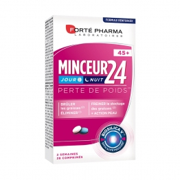 FORTE PHARMA MINCEUR 24 FORT 45+ 28 COMPRIMES
