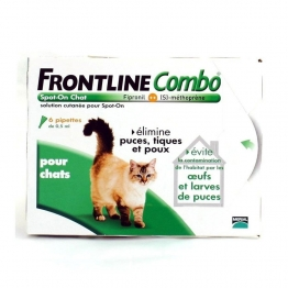 FRONTLINE COMBO CHATS 6 PIPETTES