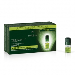 FURTERER TRIPHASIC SERUM REGENERATEUR ANTICHUTE 5.5ML X 8