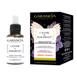 GARANCIA ELIXIR DU MARABOUT SERUM CONCENTRE ANTI-IMPERFECTIONS ANTI-AGE 15ML