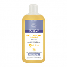 JONZAC GEL DOUCHE SURGRAS NUTRITIVE BIO 500ML