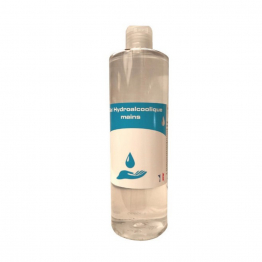 GEL DESINFECTANT POUR LES MAINS 500ML Tetra Medical