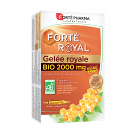 FORTE PHARMA GELEE ROYALE BIO 2000MG 20 AMPOULES