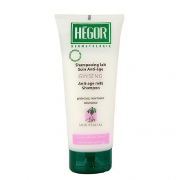 HEGOR ANTI-AGE GINSENG SHAMPOOING LAIT SOIN 200ML