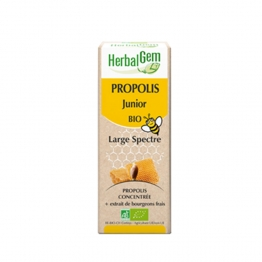 HERBALGEM PROPOLIS JUNIOR LARGE SPECTRE BIO 15ML