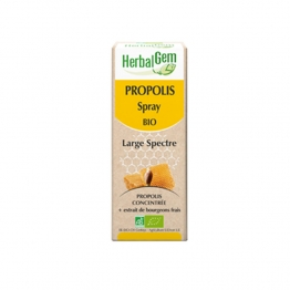 HERBALGEM PROPOLIS SPRAY LARGE SPECTRE BIO 15ML