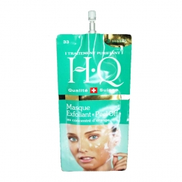 HQ MASQUE EXFOLIANT PEEL OFF 15ML