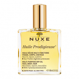 NUXE HUILE PRODIGIEUSE SECHE MULTI-FONCTIONS 100ML