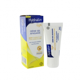 HYDRALIN GYN CREME GEL APAISANTE 15ML