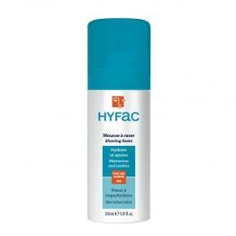 HYFAC MOUSSE A RASER DERMATOLOGIQUE 150ML