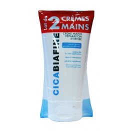 CICABIAFINE CREME MAINS REPARATION INTENSE 2 X 75ML
