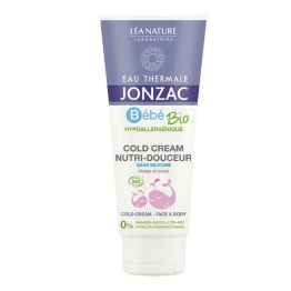 JONZAC BEBE NUTRI DOUCEUR COLD CREAM FACE AND BODY 100ML