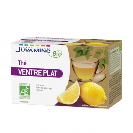 JUVAMINE BIO THE VENTRE PLAT 20 SACHETS