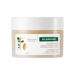 KLORANE NOURISHING AND REPAIRING MASK WITH DESERT DATTE PALM 150ML