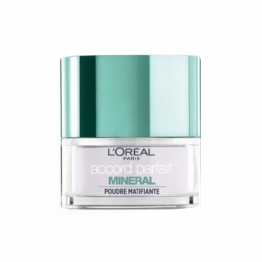 L'OREAL ACCORD PARFAIT MINERAL POUDRE MATIFIANTE 10G