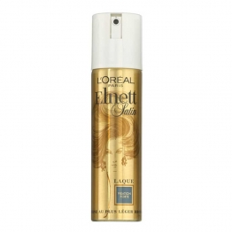 L'OREAL ELNETT SATIN LAQUE FIXATION FORTE 75ML