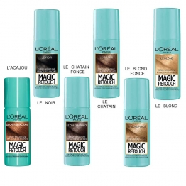 L'OREAL MAGIC RETOUCH SPRAY INSTANTANEOUS ROOTS CONCEALER 75ML