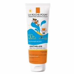 LA ROCHE-POSAY ANTHELIOS LAIT DERMO PEDIATRICS WET SKIN SPF50+ 250ML