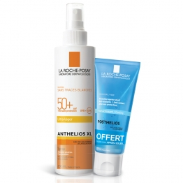 LA ROCHE POSAY ANTHELIOS XL SPRAY SPF50+ 200ML + POSTHELIOS APRES-SOLEIL 100ML